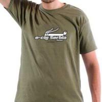 Majica E-cig serbia forum osnovni logo