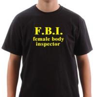 Majica FBI
