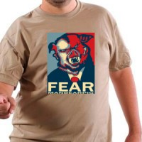 Majica FEAR