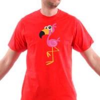 Majica Flamingos