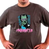 Majica Frankenstyle