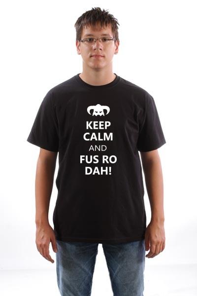 Majica Fus Ro Dah!