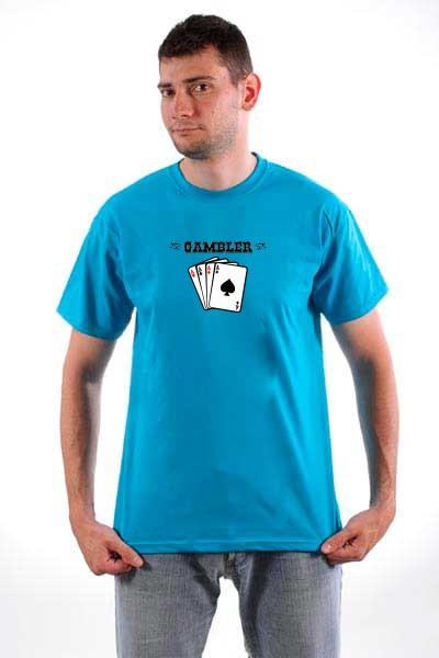 Majica Gambler