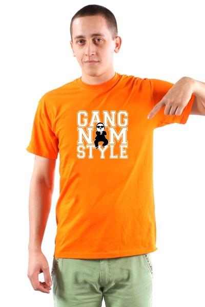 Majica Gangnam Ludilo