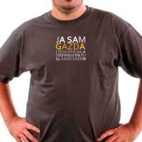 Majica Gazda