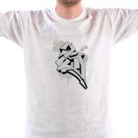 Majica Grafit