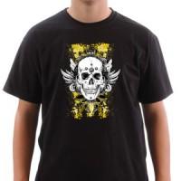Majica Grunge Skull