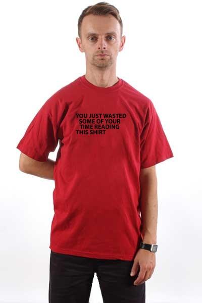 Majica Gubljenje vremana