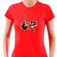 Majica Guitar