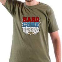 Majica Hard Core Serbia