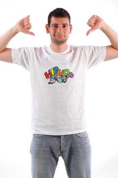 Majica Hip hop patike