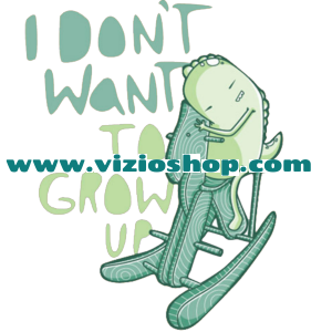 I dont want to grow up