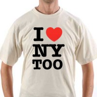 Majica I love NY too