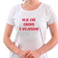 Majica Imamo i oblina