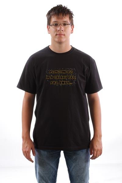 Majica In Galaxy Far,Far Away...