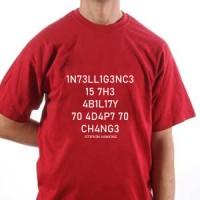 Majica Inteligencija