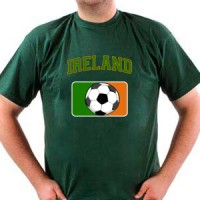 Majica Ireland Football