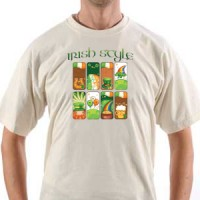 Majica Irish Style