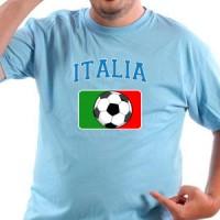 Majica Italia Football
