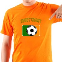 Majica Ivory Coast Football
