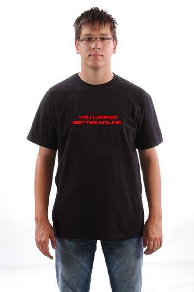Majica Izgledaš Bolje Onlajn