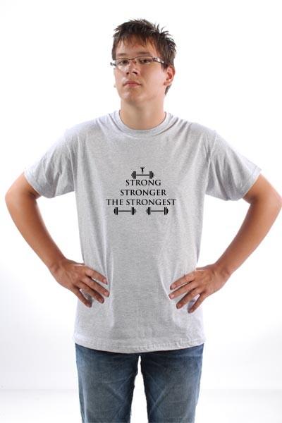Majica Jak, jači, najjači.