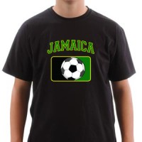 Majica Jamaica Football