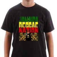 Majica Jamaica Reggae Nation