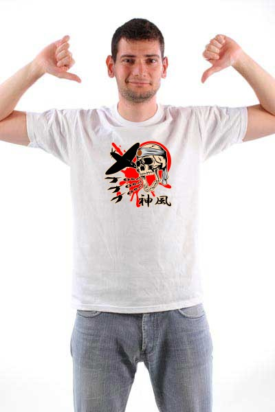 Majica Kamikaze Tora