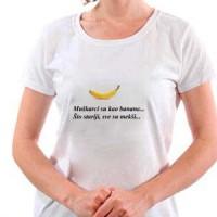 Majica Kao banane.