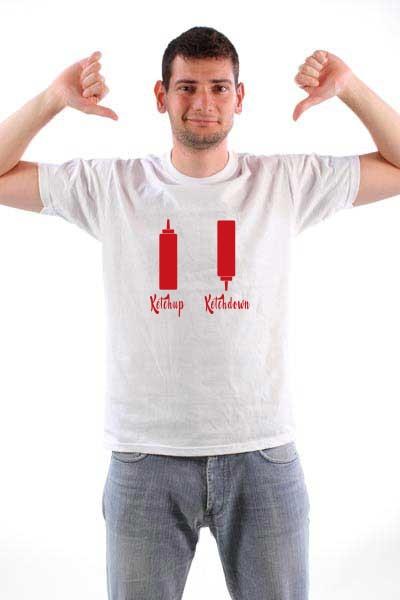 Majica Kečap
