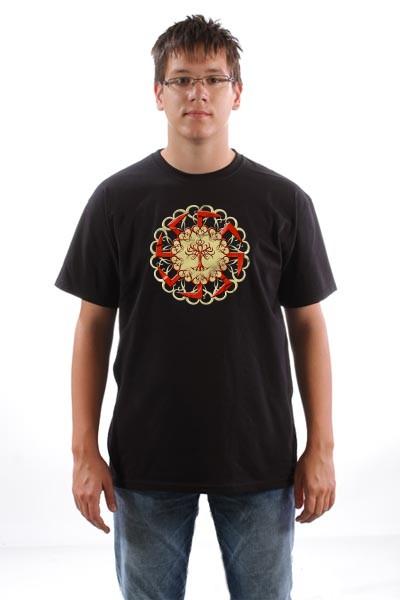 Majica Kolovrat i drvo života