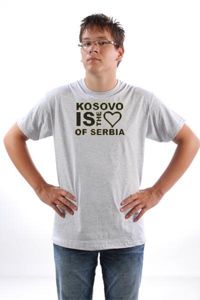 Majica Kosovo je srce Srbije