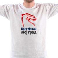 Majica Kragujevac moj grad