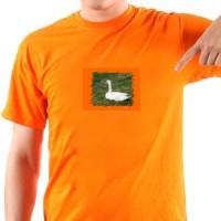 Majica Labud