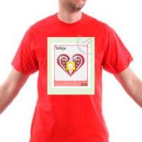Licidersko srce, poštanska marka