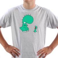 Majica Lil dino