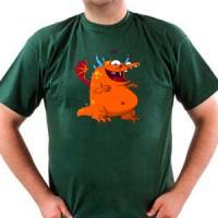 Majica Lil dragon