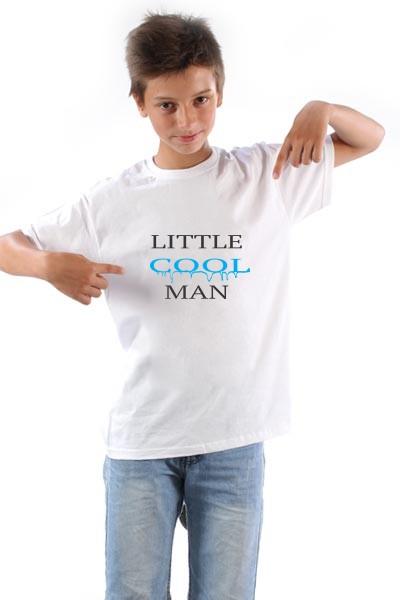Majica Little Cool Man