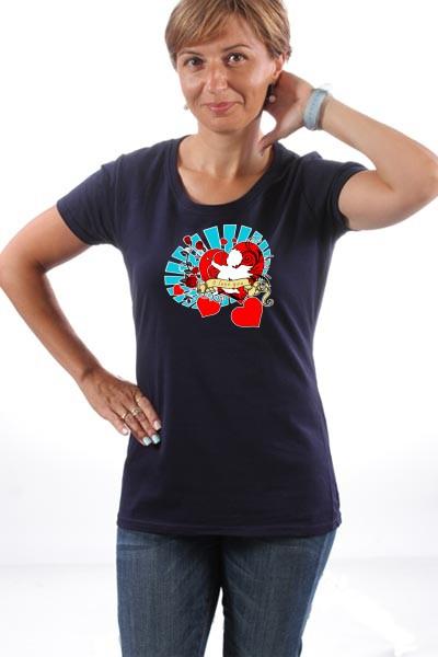 Majica Ljubav Kupidon