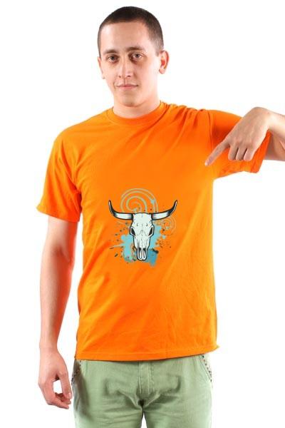 Majica Lobanja bika