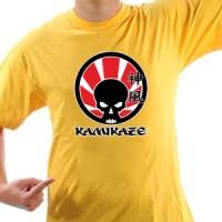 Majica Lobanja kamikaza