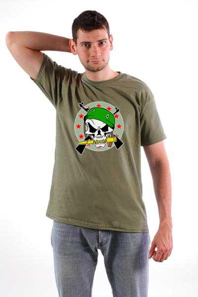 Majica Lobanja sa šlemom