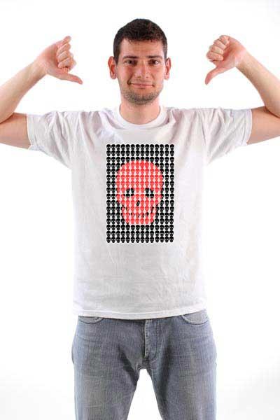 Majica Lobanje