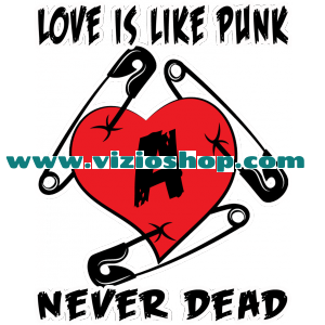 Love is like punk