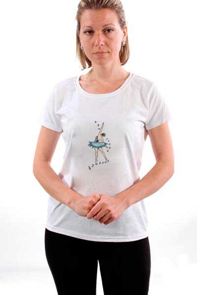 Majica Majica Balerina