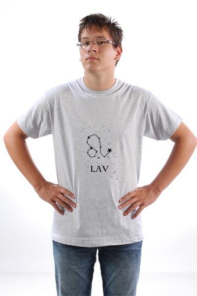 Majica Majica Lav Horoskopski Znak