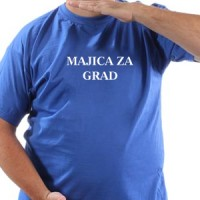 Majica Majica za grad