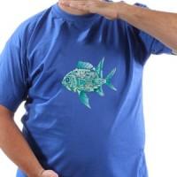 Majica Mehanic fish