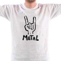Majica Metal